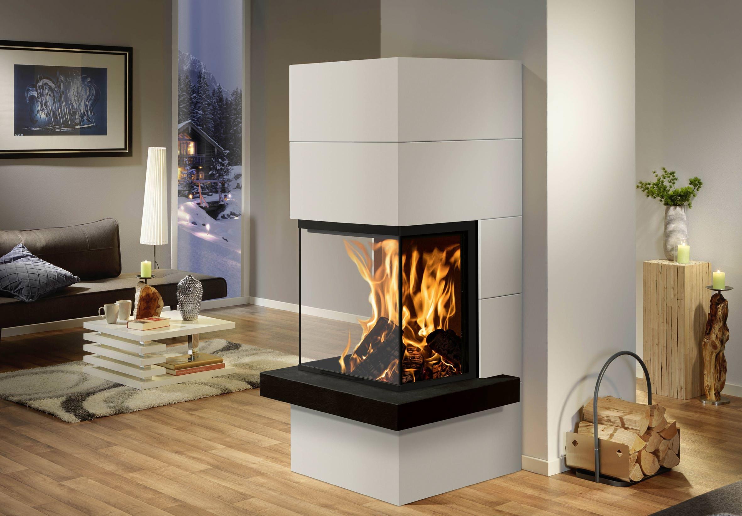 club tre raumgliedernder kamin von oranier als flexibel. Black Bedroom Furniture Sets. Home Design Ideas