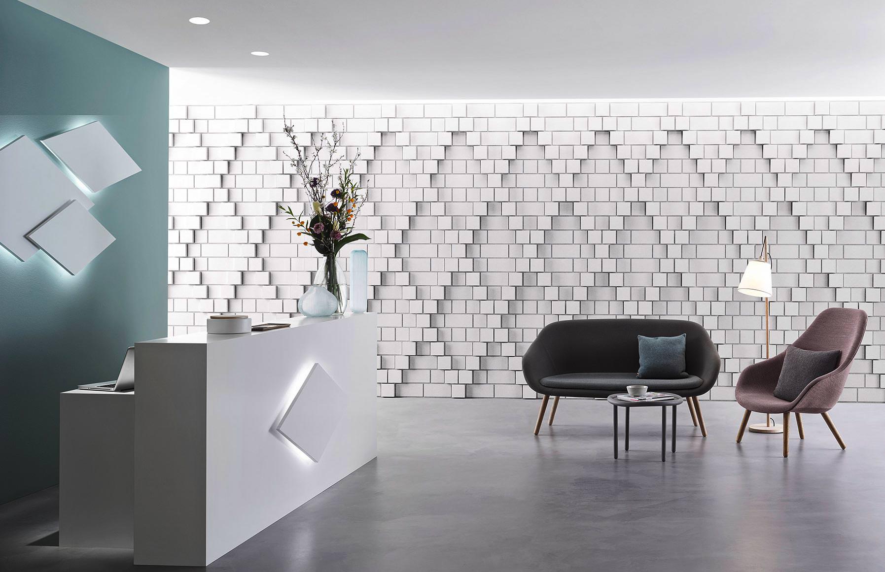 zur erinnerung das potential von kalksandstein als sichtmauerwerk insbesondere in innenr umen. Black Bedroom Furniture Sets. Home Design Ideas
