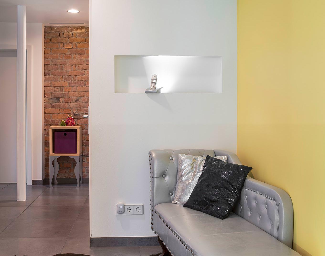 innenausbau mit leichten bl hglas leichtbauplatten gerade auch in der renovierung. Black Bedroom Furniture Sets. Home Design Ideas