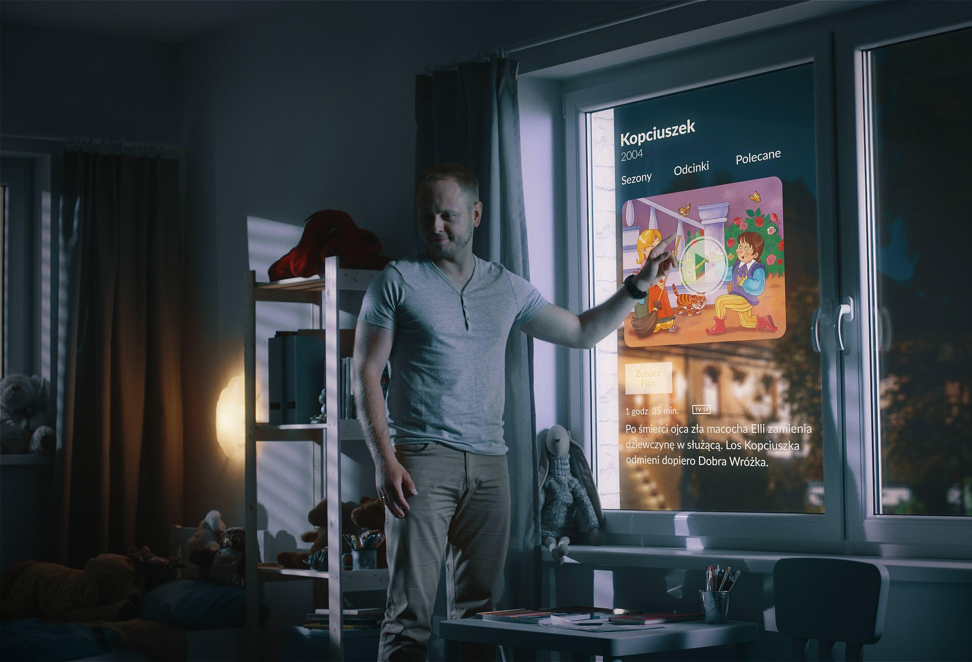drutex verheiratet fernseher tablet virtuellen sonnenschutz und fenster zum smartwindow. Black Bedroom Furniture Sets. Home Design Ideas