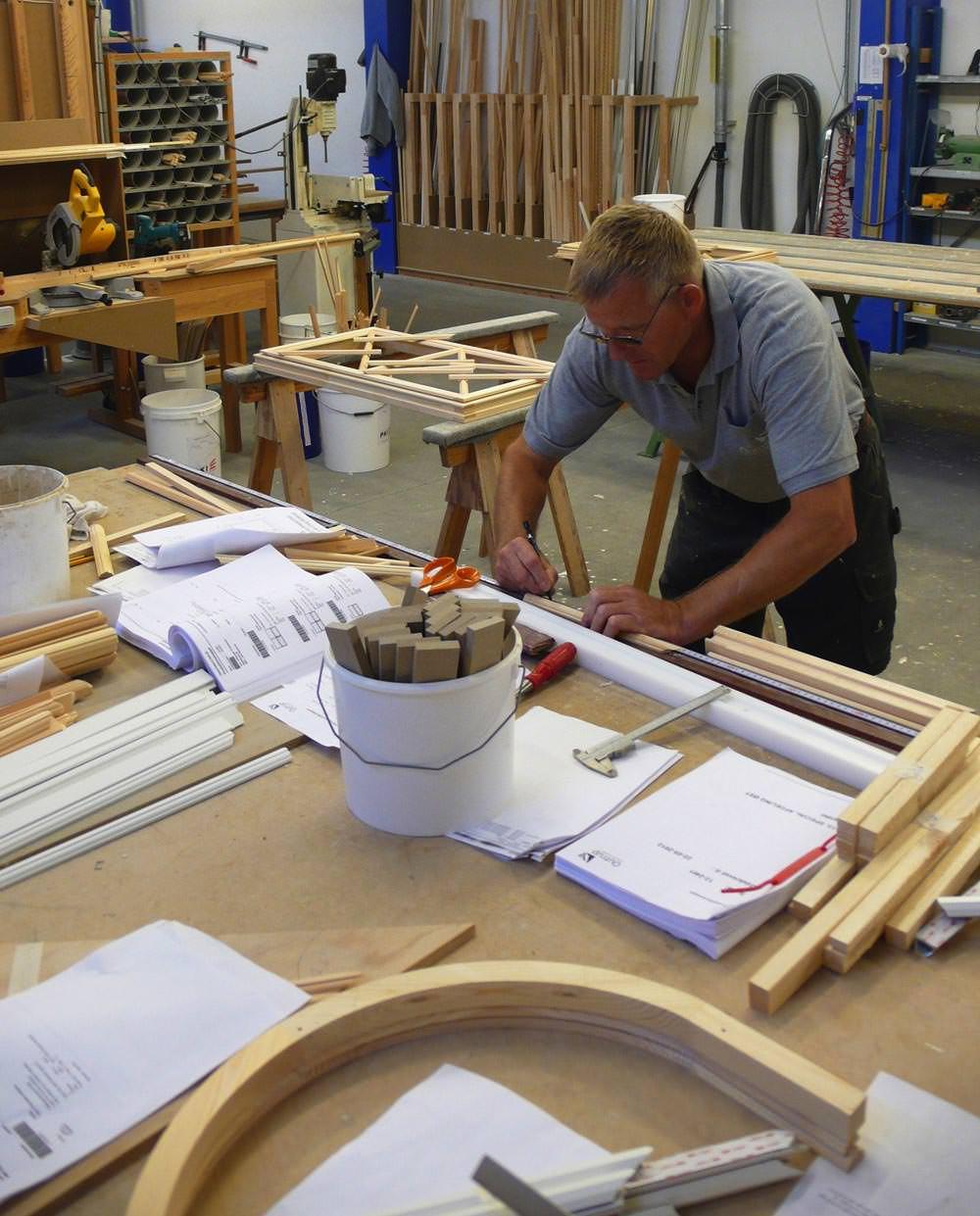 Fabulous Dänische Holzfenster – zur Welt hin zu öffnen VA46