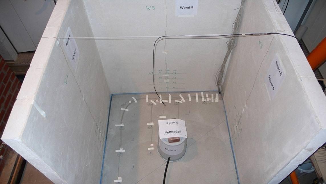 Dämmung Fußboden Schlacke ~ Dämmung vom fußboden mit hohlraum über kelledecke innodaemm