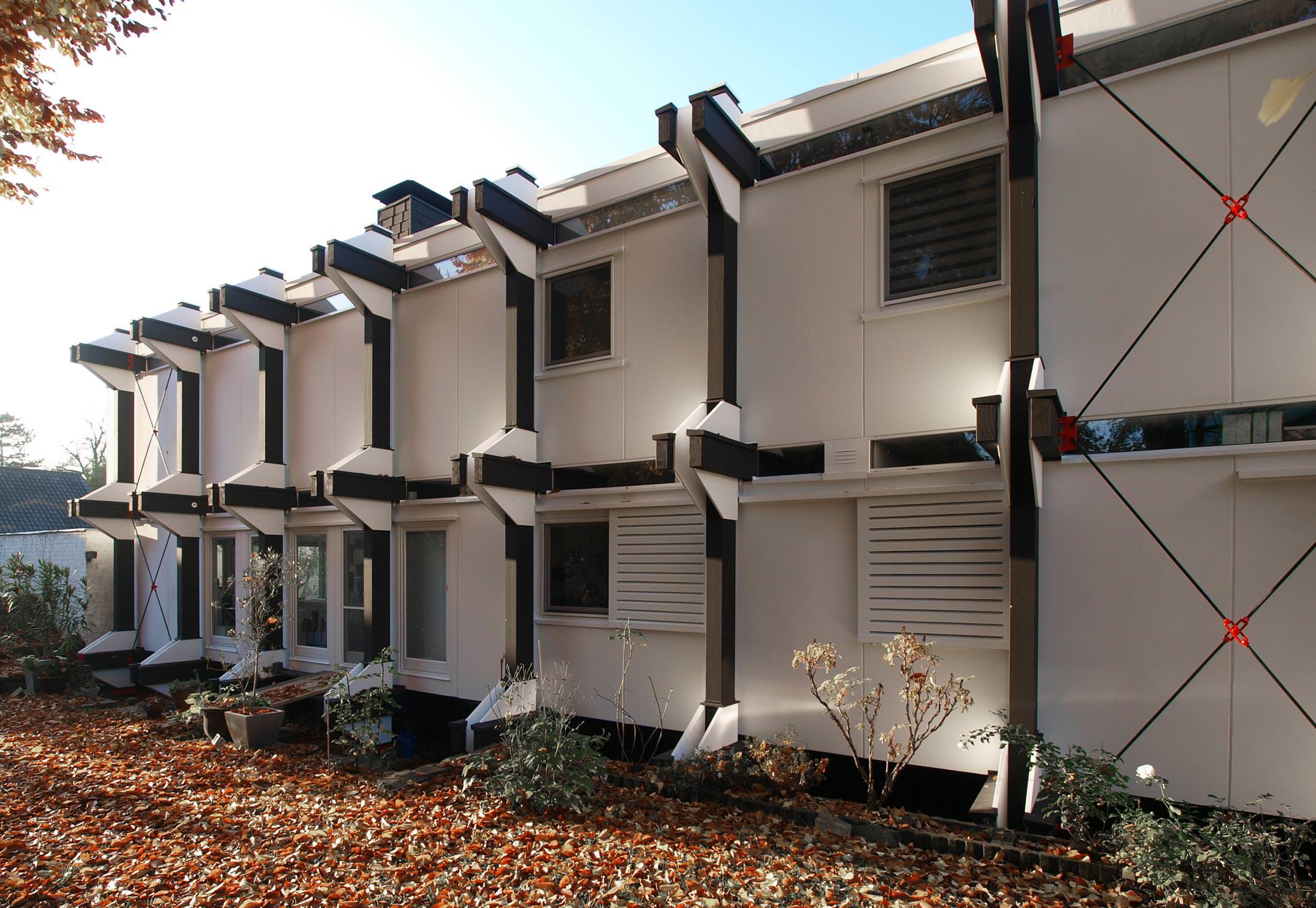Haus Mayer-Kuckuk: ein architektonisches Unikat wieder wie neu