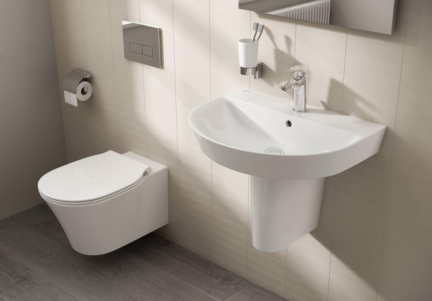 Connect Air Arc: Neue Waschtische ergänzen die ...