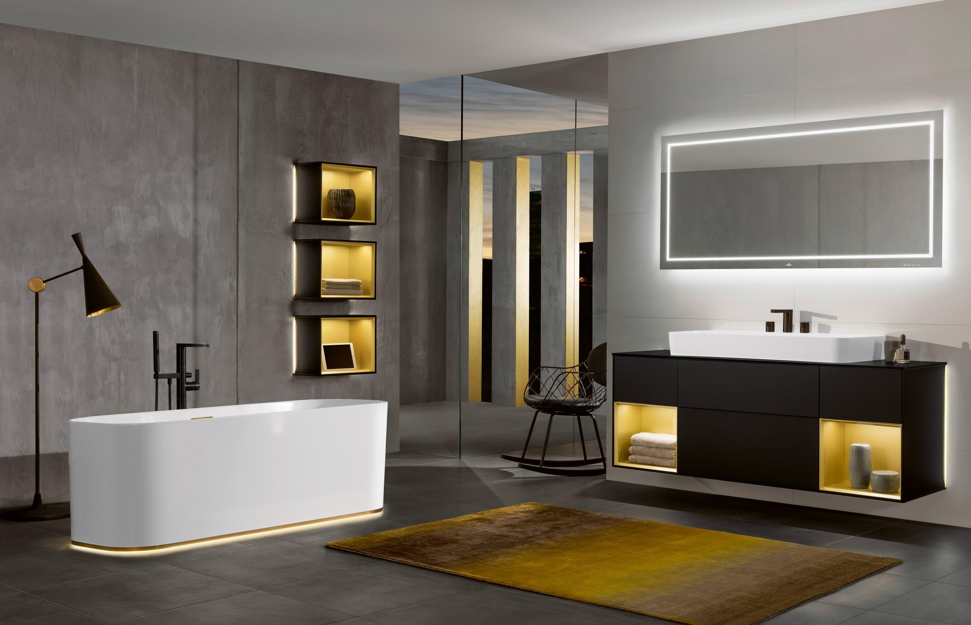 Badmöbelhersteller profitieren vom Renovierungsboom im Badezimmer