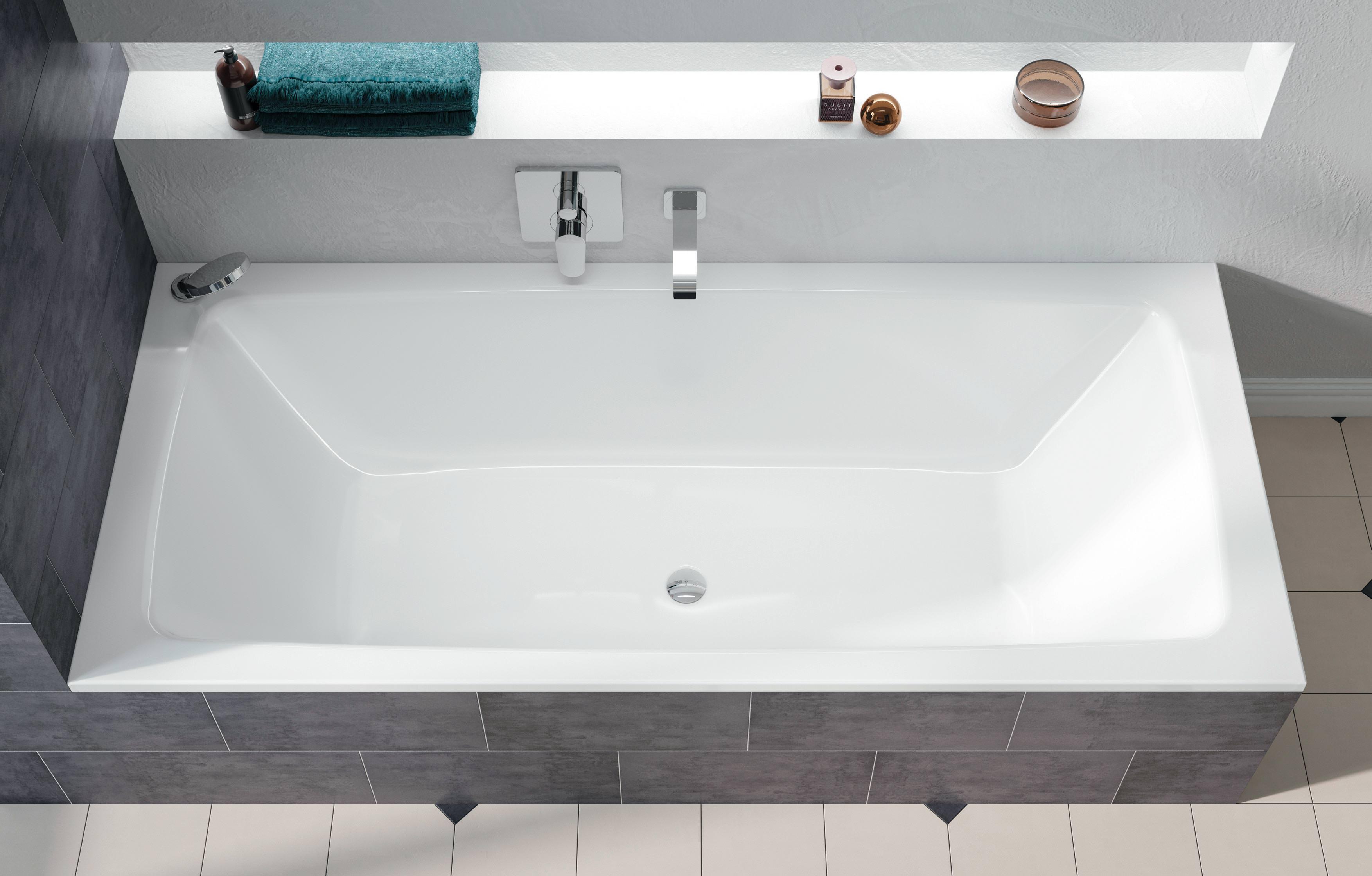 cayono kaldewei f r die wohnungswirtschaft. Black Bedroom Furniture Sets. Home Design Ideas