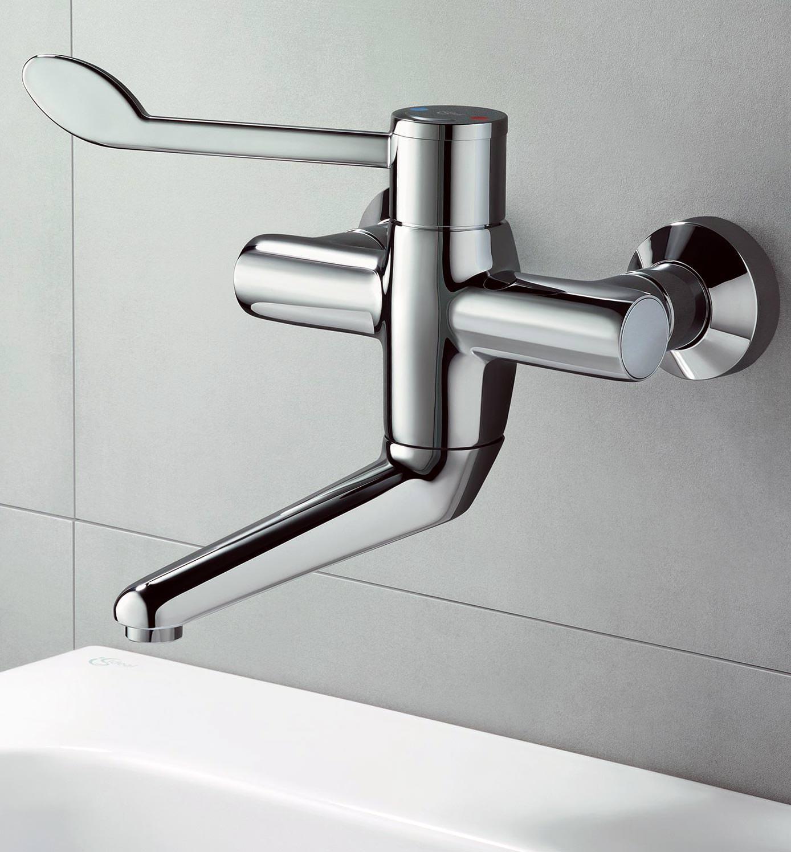 ceraplus 2 neue hygienearmaturen von ideal standard im kampf gegen fremderw rmtes kaltwasser. Black Bedroom Furniture Sets. Home Design Ideas