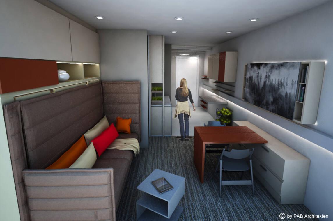 Micro-Living-Apartment