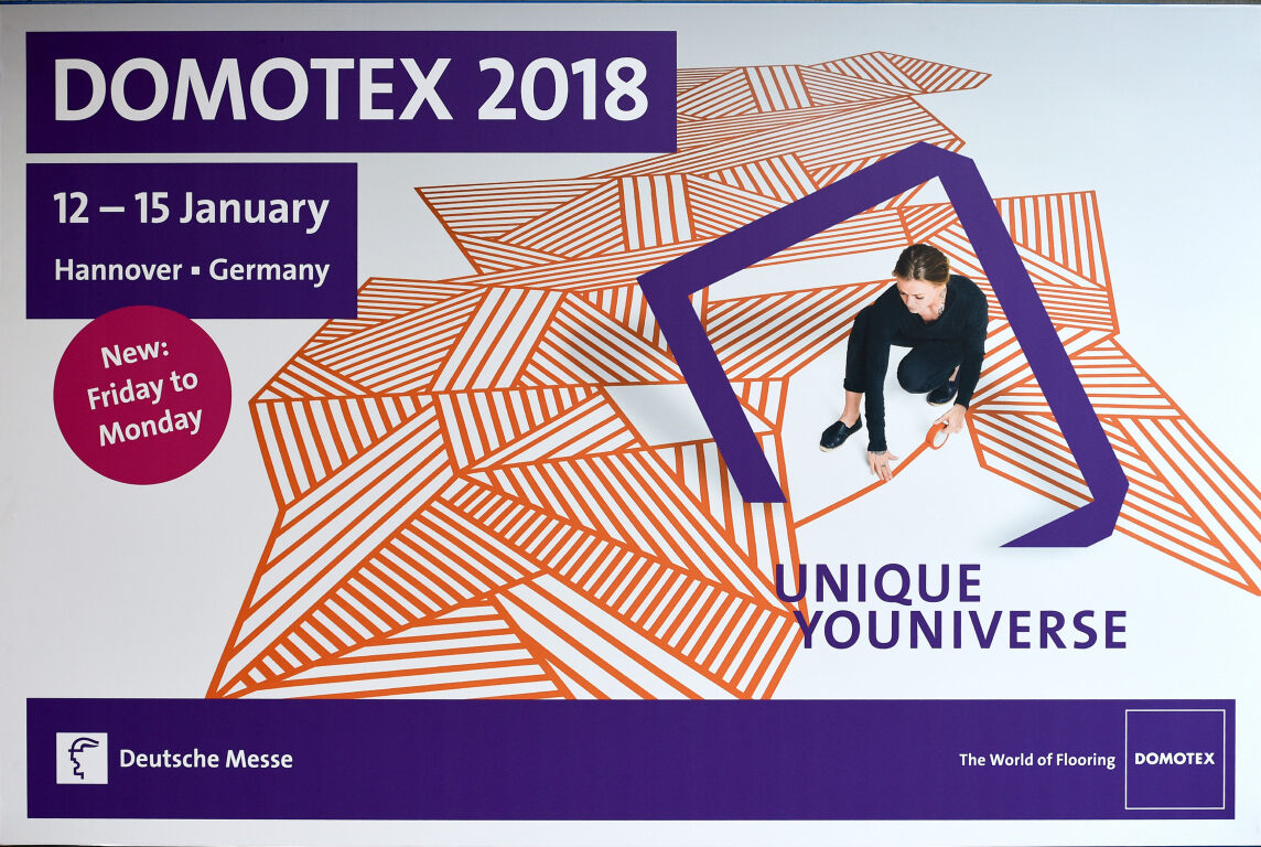 Domotex 2018