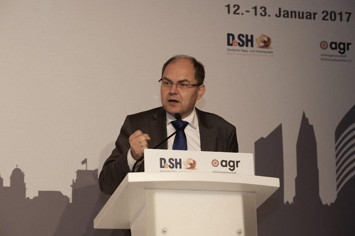 Bundesforstminister Christian Schmidt (CSU)