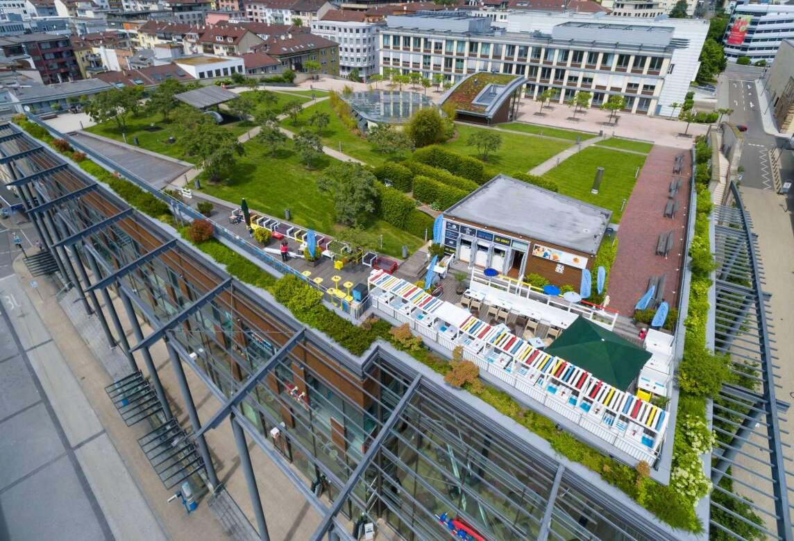 Stadtplanung im Zeichen von Klimawandel und Grün