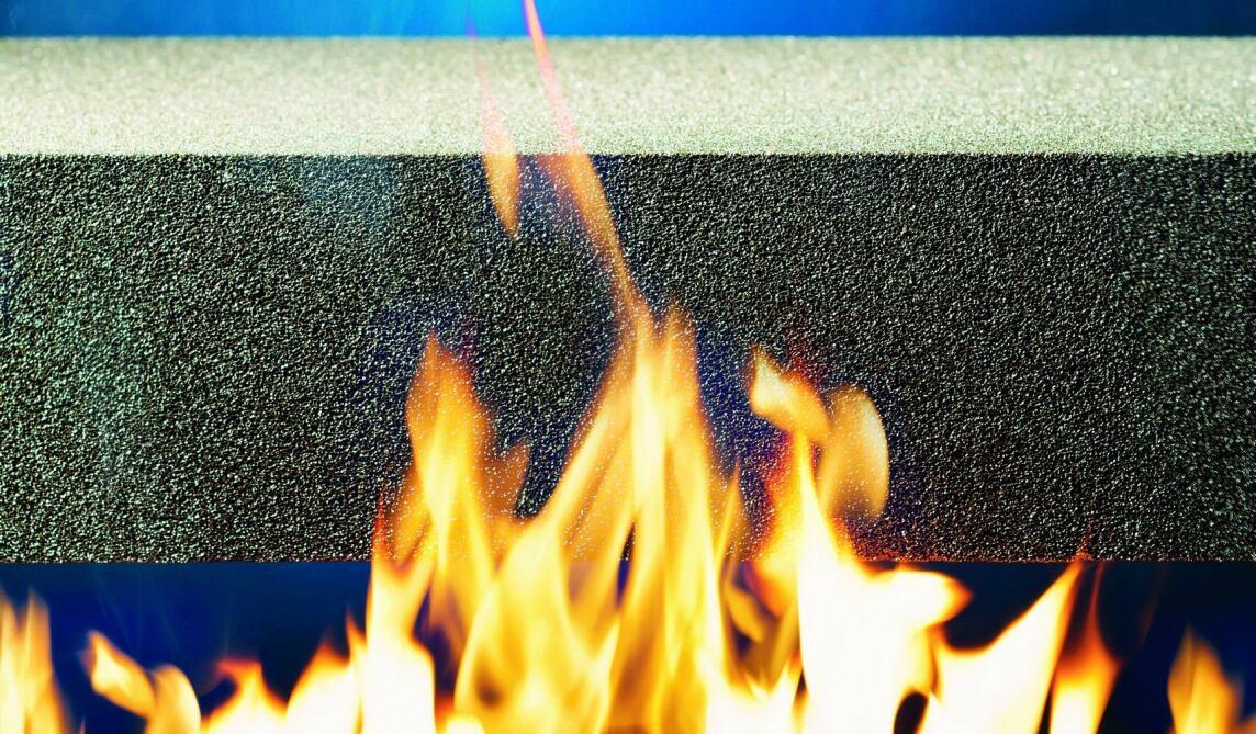 nicht brennbares Foamglas WDVS