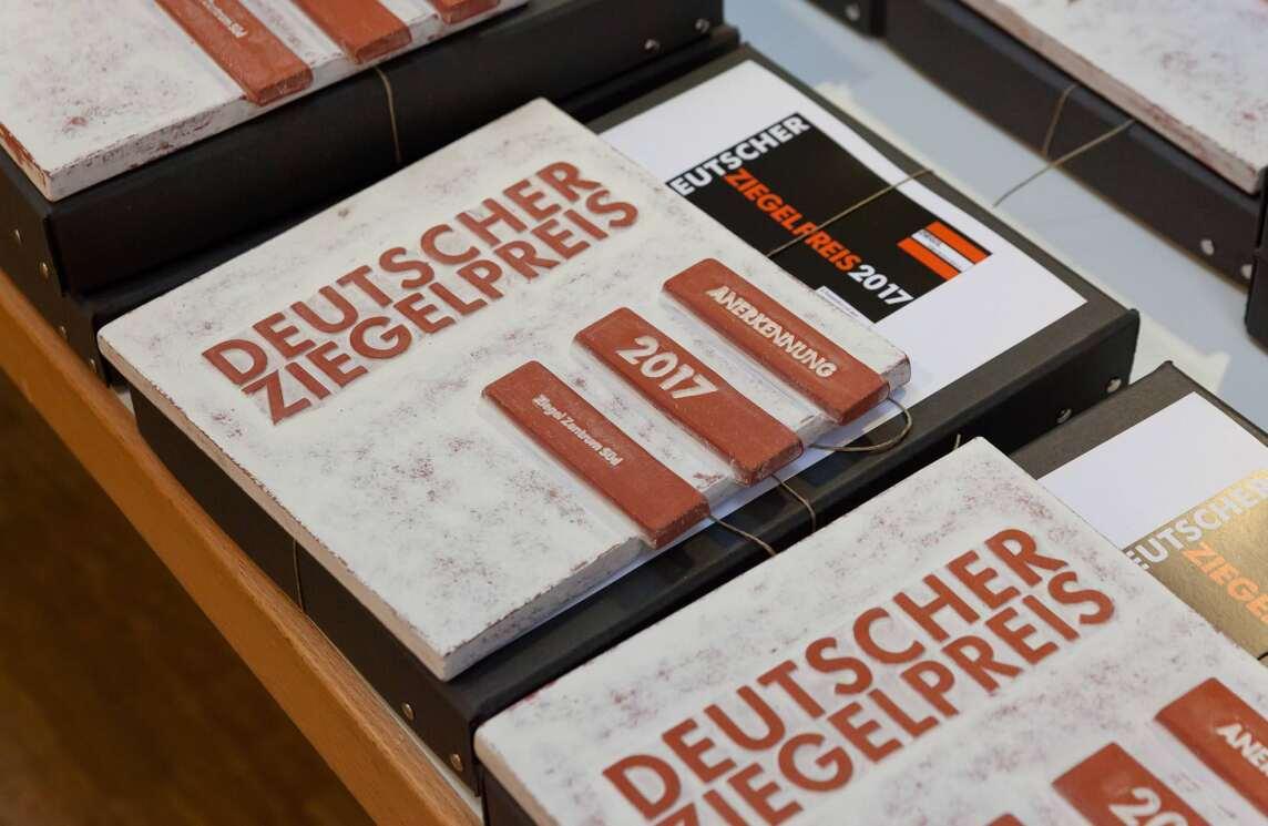 Deutscher Ziegelpreis 2017
