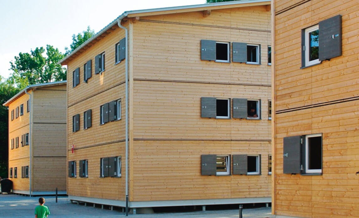 Refugium aus Holz in Salzburg / Österreich (Melanie Karbasch) Foto: © Melanie Karbasch
