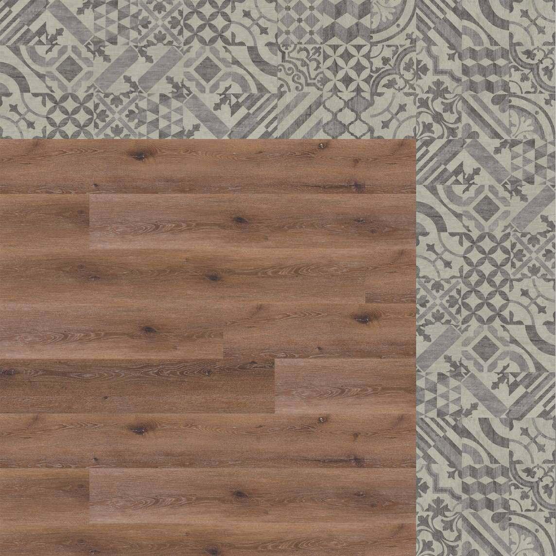 Kombination wood und craft
