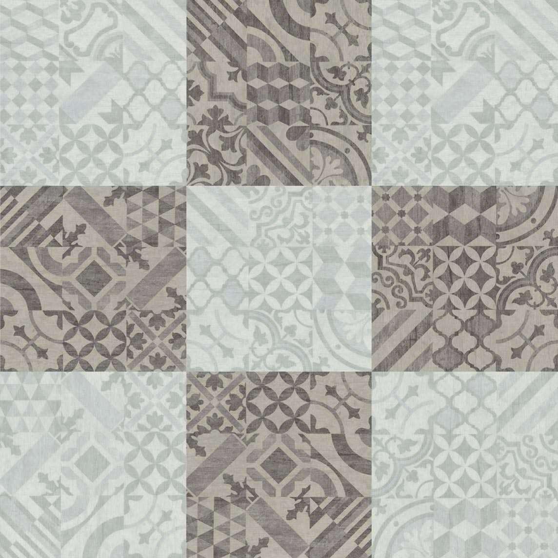 Kombination der craft-Designs Mosaic Light und Mosaic Dark