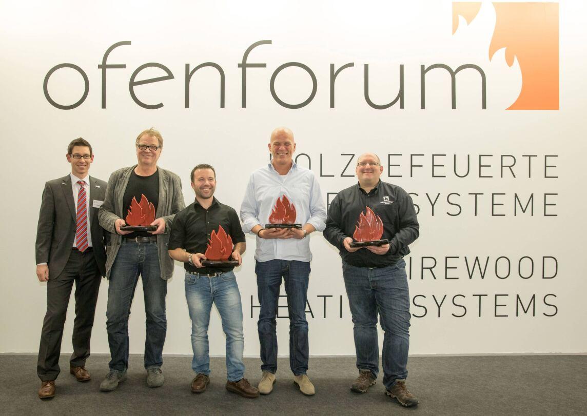 Gewinner der Ofenflamme 2017