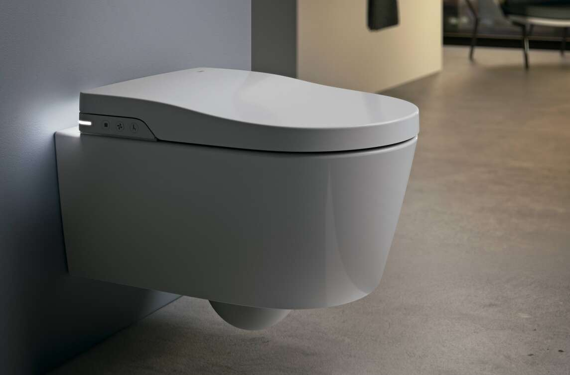 In-Wash Inspira Dusch-WC von Roca