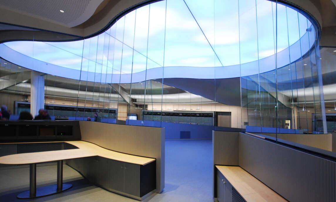 PCK Messwarte Schwedt - LichtvisionDesign GmbH (© Lichtvision)