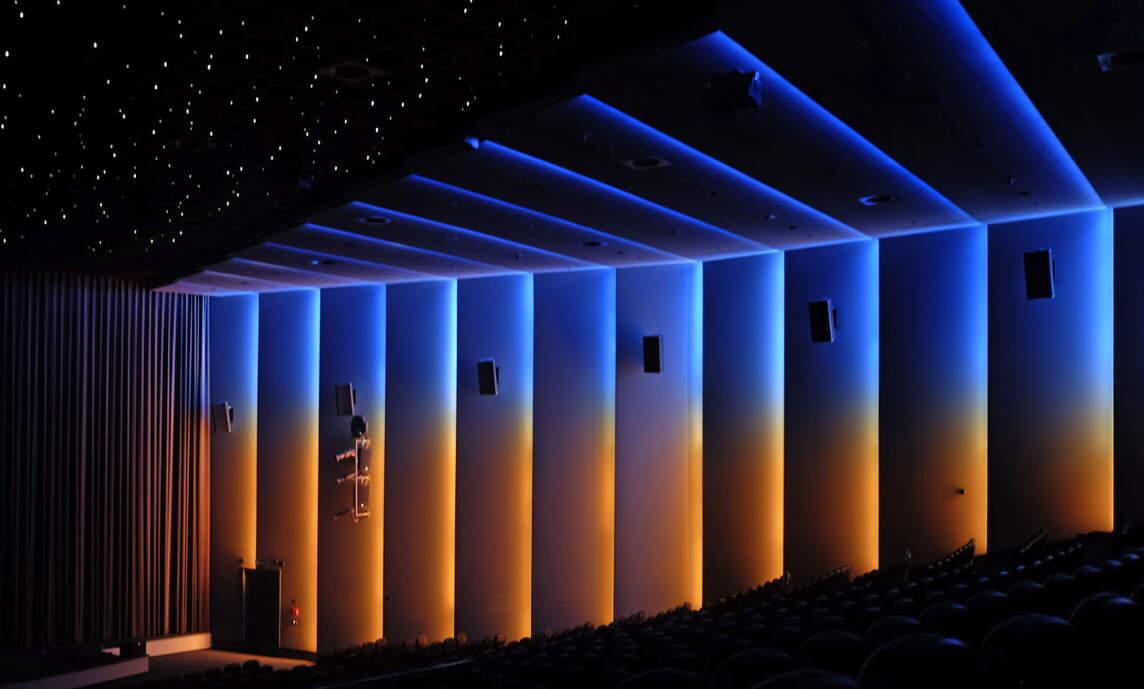 34 projekte in elf kategorien f r deutschen lichtdesign. Black Bedroom Furniture Sets. Home Design Ideas