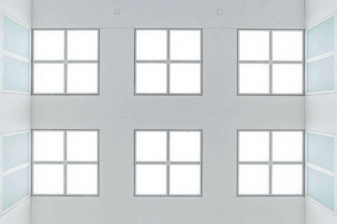 umger stete lichtfelder im d sseldorfer kunstpalast. Black Bedroom Furniture Sets. Home Design Ideas