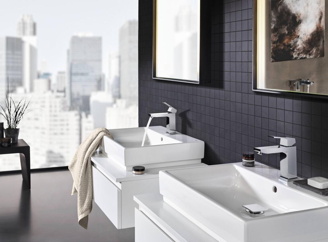 bau euro cube grohe eigene keramiken f r grohe eigene armaturen. Black Bedroom Furniture Sets. Home Design Ideas