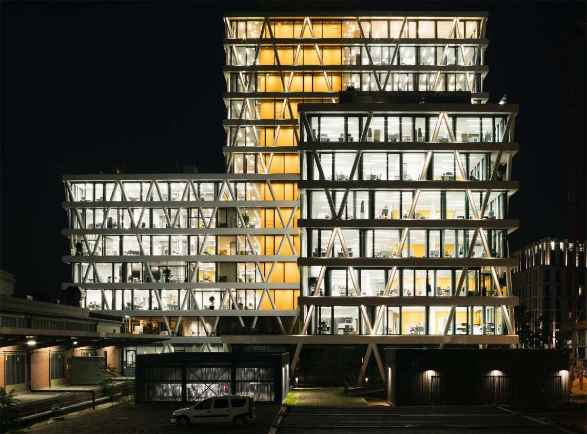 50Hertz Netzquartier, Berlin (Foto © HG Esch Photography)