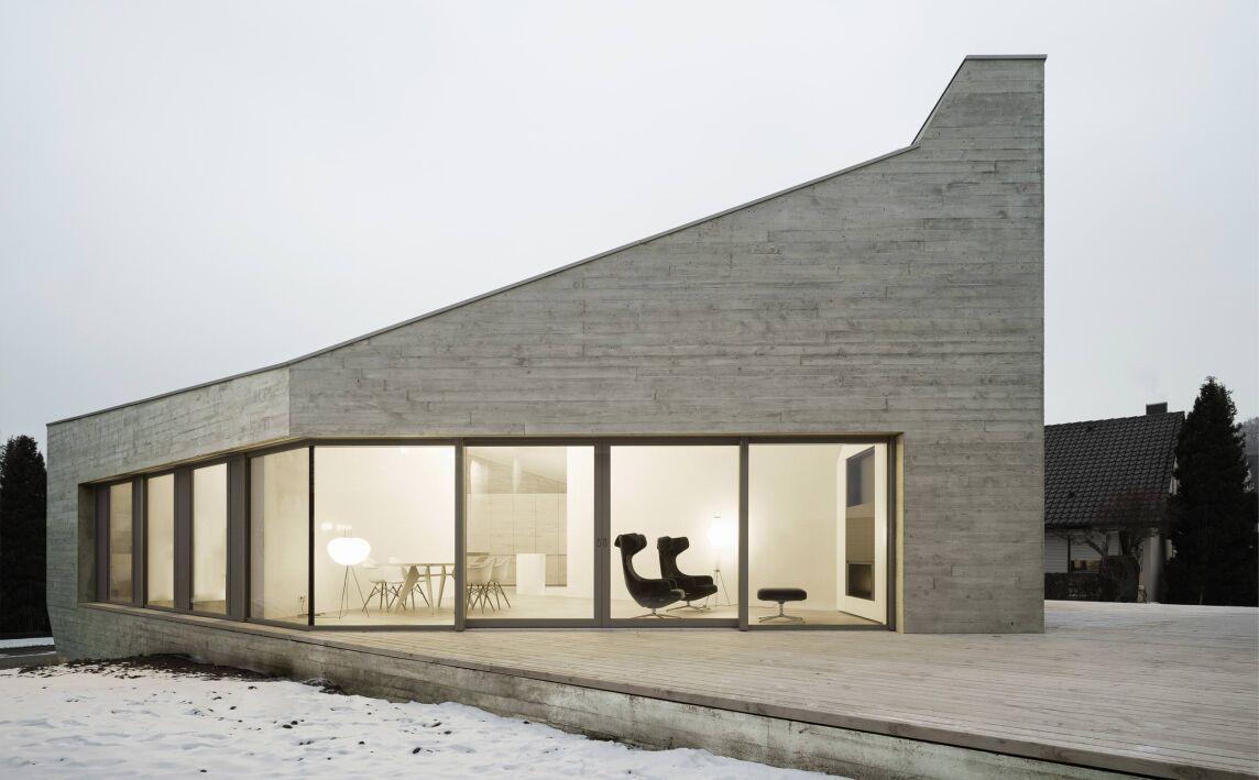 E20_Wohnhaus in Pliezhausen | Steimle Architekten BDA (Foto © Gonzales)