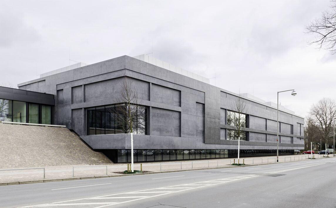 Erweiterung Sprengel Museum Hannover  | Meili, Peter Architekten AG (Foto © Aerni)