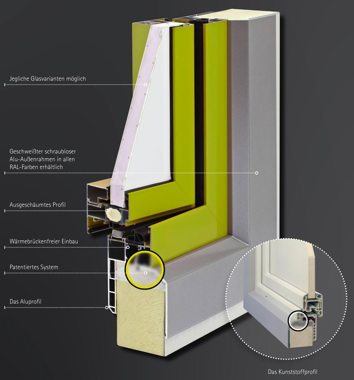 fech jet profilsystem fenstermontage system f r. Black Bedroom Furniture Sets. Home Design Ideas