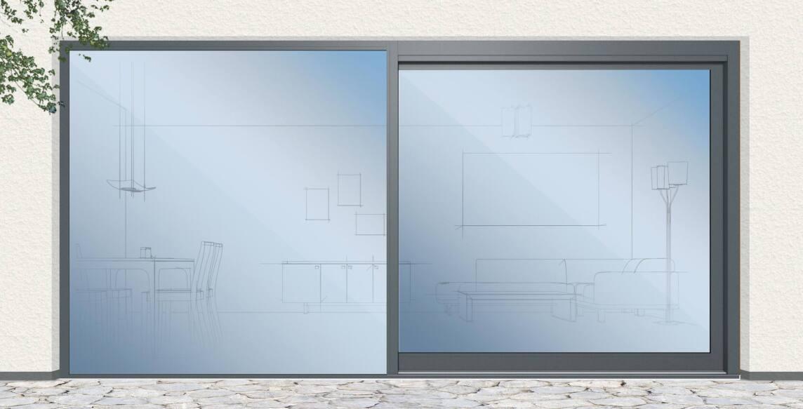 3/3 - Variante RVS (Bild © Niveau Fenster Westerburg GmbH)