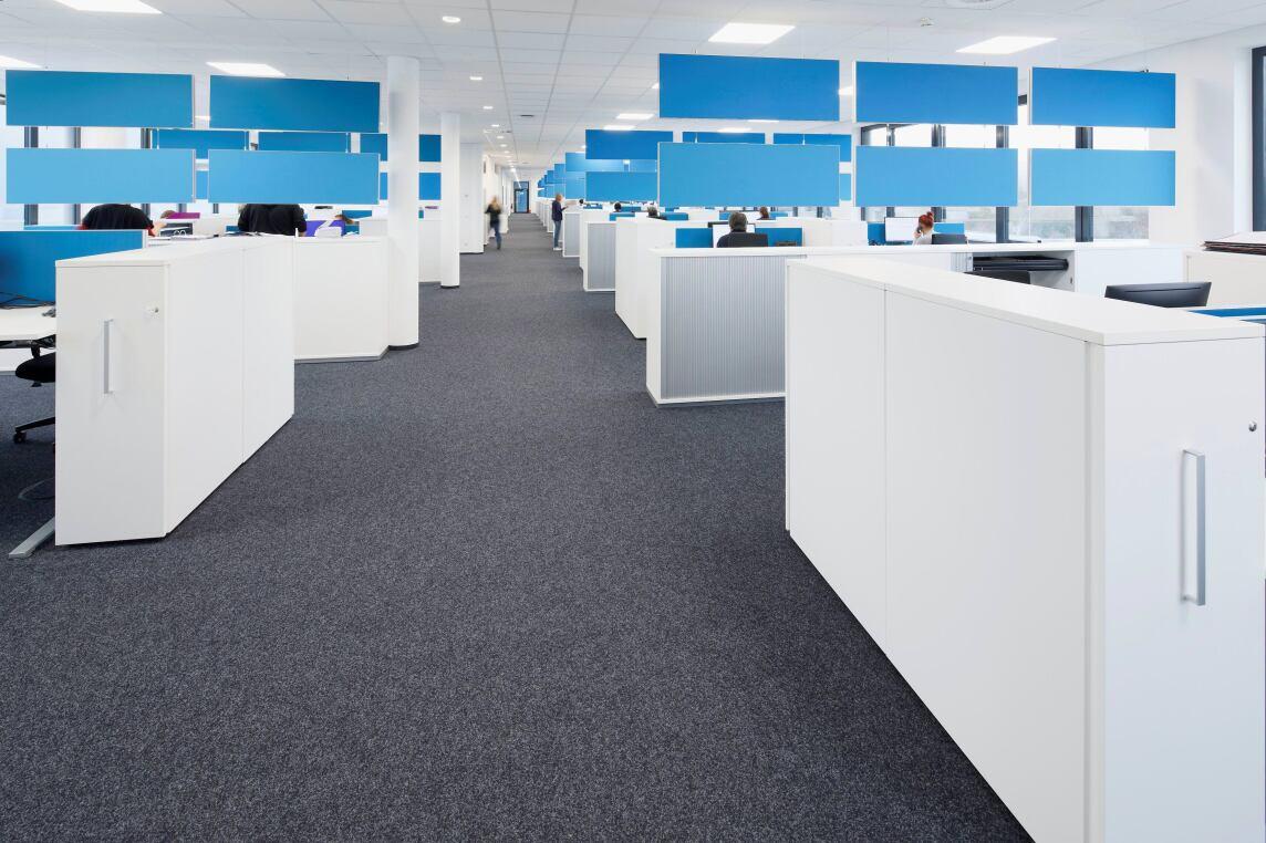 Bild 3/9 Büro-/Mitarbeiterbereich