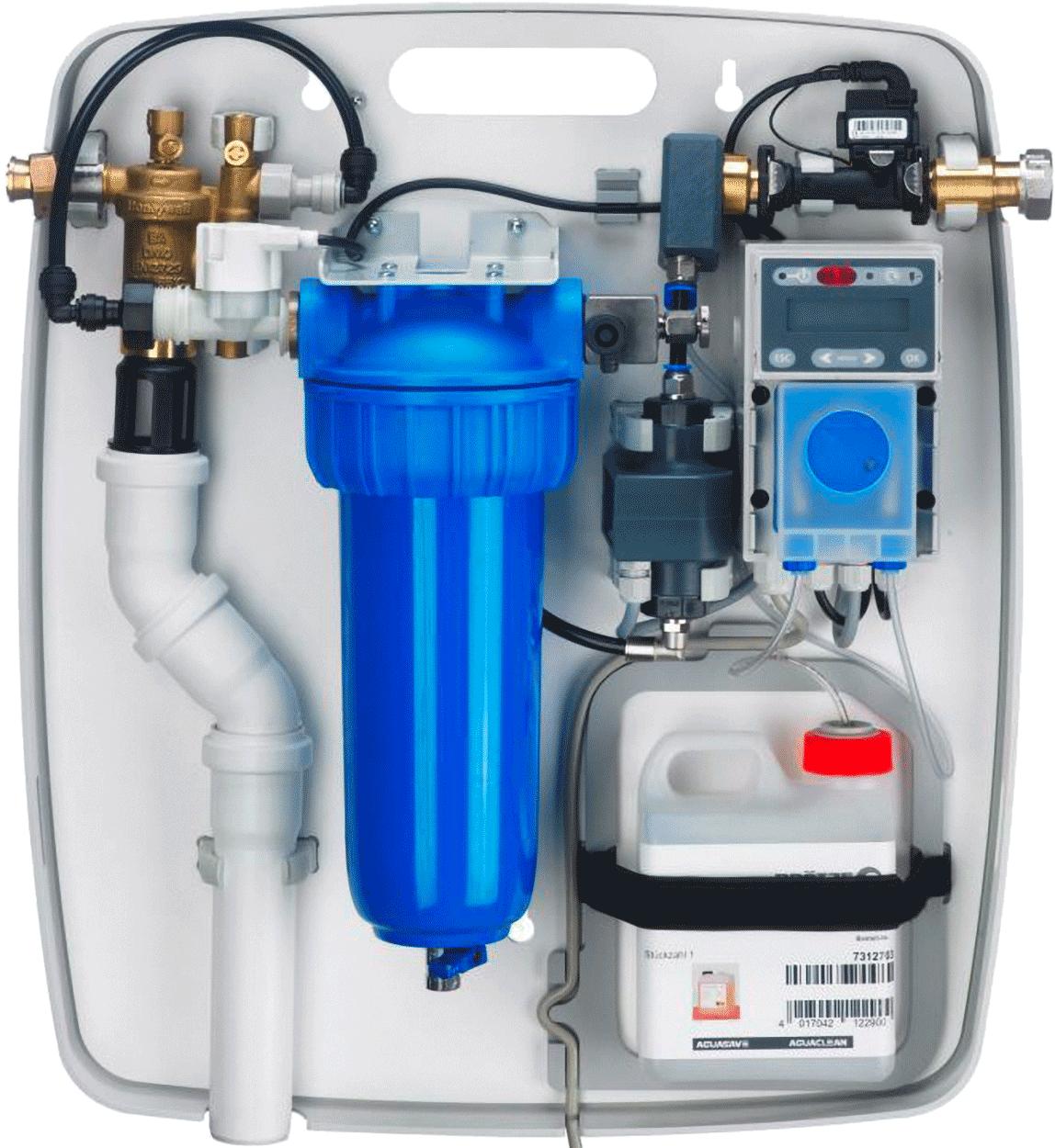 AguaSave Kompakt zur Heizungswasseraufbereitung