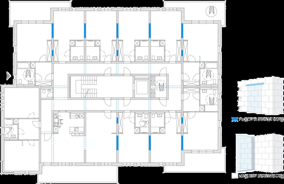 KS* Wohnraummodell