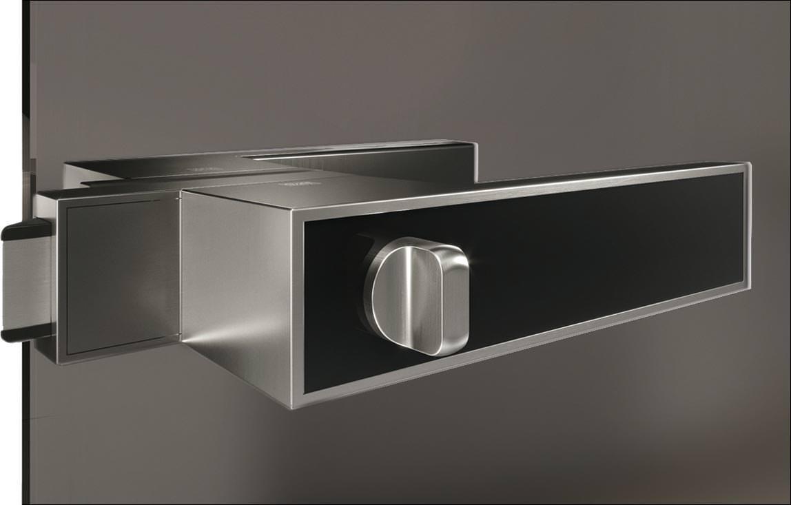maximale reduktion griffwerks frame auch f r glast ren. Black Bedroom Furniture Sets. Home Design Ideas