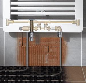 x link plus fu bodenheizung leicht gemacht dank direktem anschluss an kompaktheizk rper. Black Bedroom Furniture Sets. Home Design Ideas