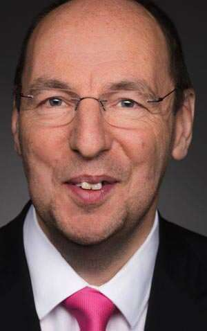 Heribert Jöris, Geschäftsführer für Sozial- und Tarifpolitik beim Zentralverband deutsches Baugewerbe (ZDB)