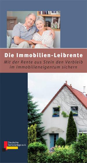 """Broschüre """"Die Immobilien-Leibrente"""""""