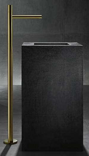 Axor Uno: Rohr An Rohr Zur Armatur Badarmaturen Von Hansgrohe Axor Stark V Ist Perfektion Aus Glas