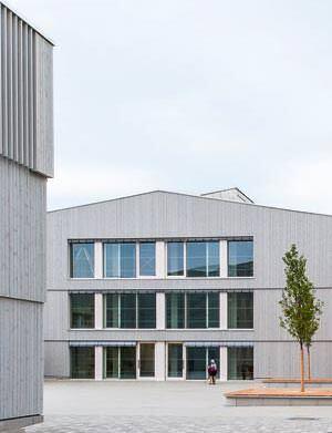 Schmuttertal-Gymnasium Foto © Carolin Hirschfeld