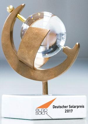 Deutscher Solarpreis 2017