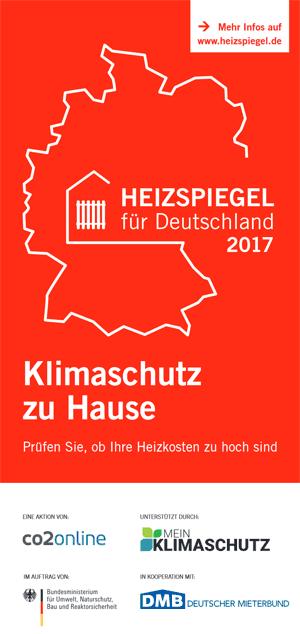 Heizspiegel 2017
