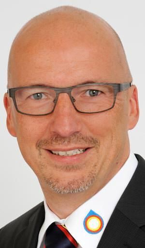Andreas Schuh, Obermeister der Innung Sanitär Heizung Klempner Klima Berlin (SHK Berlin)