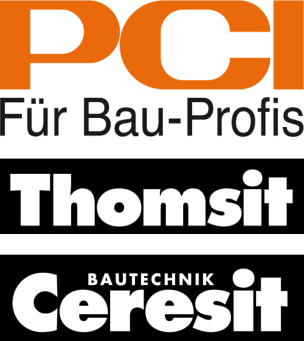 Thomsit- und Ceresit