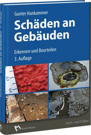 """""""Schäden an Gebäuden - Erkennen und Beurteilen"""" in dritter Auflage"""