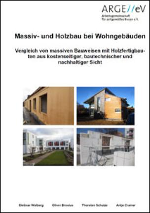 """LCEE-Studie """"Nachhaltigkeit von Mauerwerk im Geschosswohnungsbau"""""""
