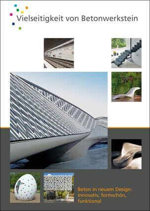 Beton in neuem Design: innovativ, formschön, funktional