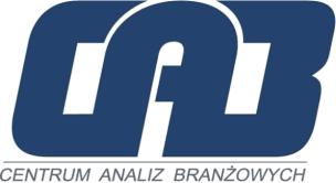 Logo Centrum Analiz Branżowych (CAB)