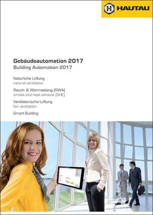 """Katalog """"Gebäudeautomation"""" von Hautau"""