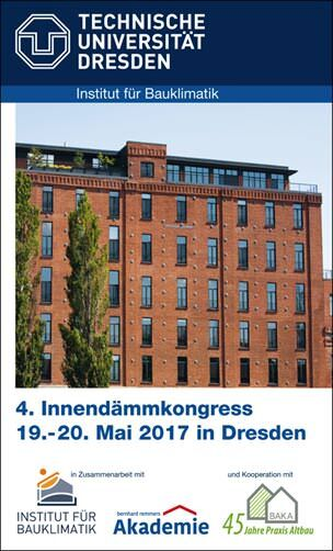 4. Internationaler Innendämmkongress